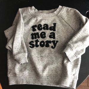 Gymboree sweatshirt